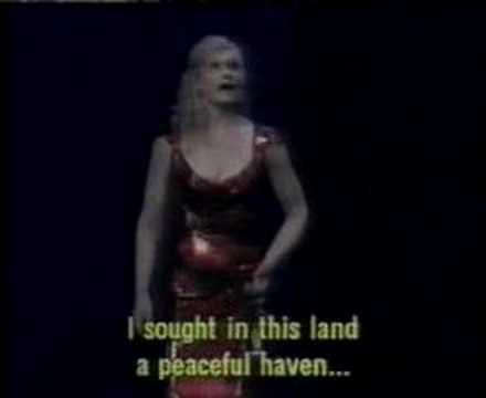 Karita Mattila - Manon Lescaut - Sola perduta abbandonata