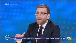 """Prescrizione, Giuseppe Provenzano: """"Sensibilità diverse nella maggioranza, io favorevole ... thumbnail"""