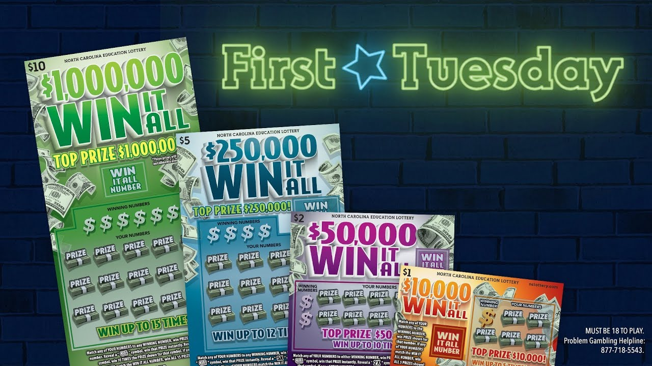 Win It All' with new scratch-offs