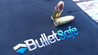 Bulletsafe Armor Testing: The GOOD and the NOT SO GOOD