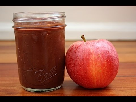 Making & Canning Apple Butter