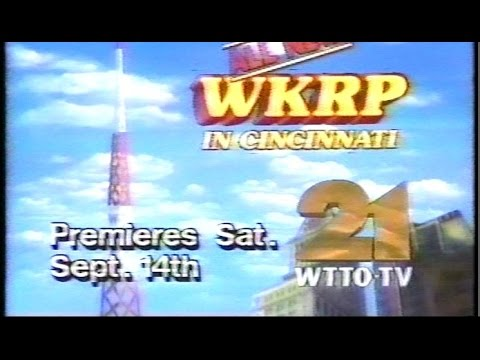 WTTO commercials - Sept 1991