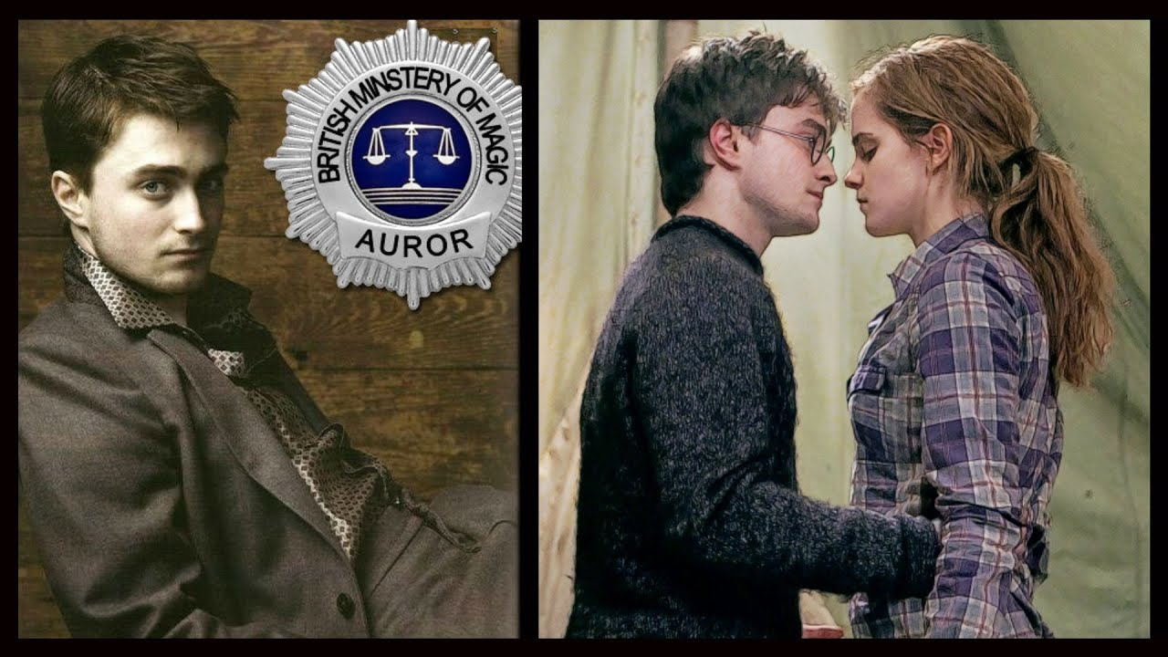 new harry potter story and should harry amp hermione be