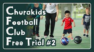 12月からスタートするChurakids Football Club、好評につき無料トライア...