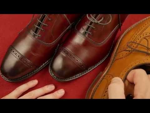5th Avenue Cap Toe Oxford By Allen Edmonds First Impressions - Fashion For Men Episode 12