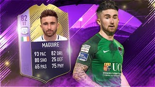 FIFA 18 POTY Maguire Review - Award Winner Sean Maguire Player Review - Fifa 18 Ultimate Team