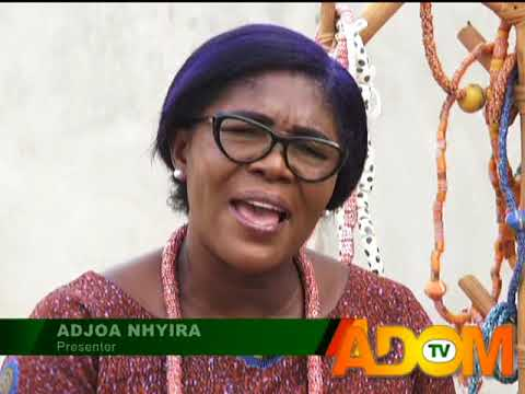 Beads; An African Pride - Badwam Amamere on Adom TV (21-3-18)