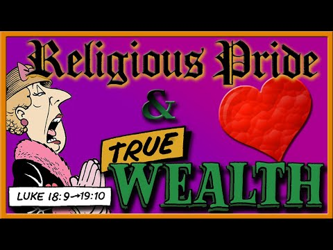 Religious Pride and True Wealth (The Liberator Ch #20)