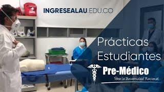 Practicas de premédico para aspirantes a la carrera de Medicina.