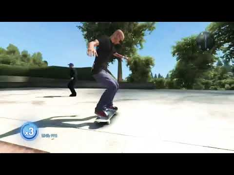 Skate tricks no clue what to call it