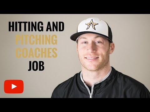 What do Hitting and Pitching Coaches Do?