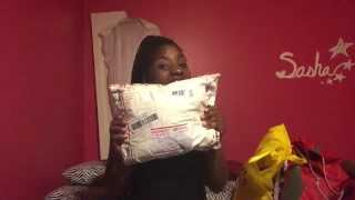 Unboxing My Prom Dress !!!