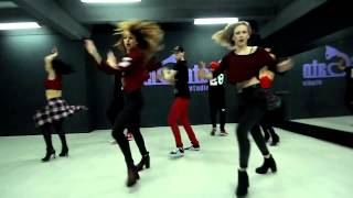 Apashe - No Twerk Dance by #ELGATOSTUDIO Choreographers 2015