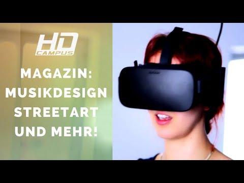 MAGAZIN: Studiengang Musikdesign | Mietwerkstatt Stuttgart | Streetart Stuttgart