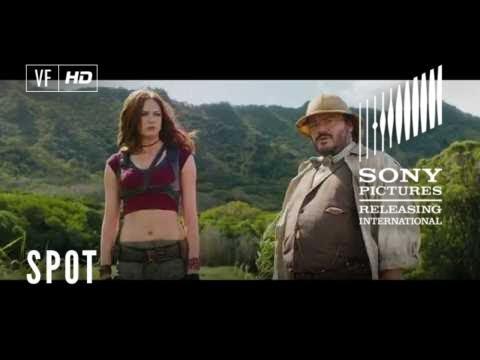 "Jumanji : Bienvenue dans la Jungle - TV Spot Live the Adventure 30"""