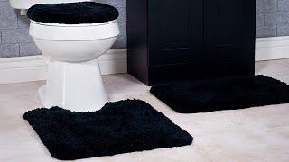Best Black Bathroom Rugs - Ideal Rugs
