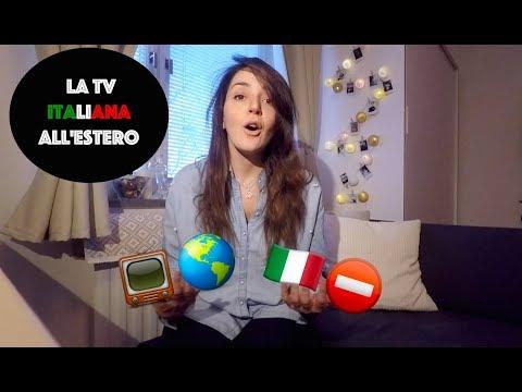 Come Vedere La TV Italiana Dall'estero - IL VPN!