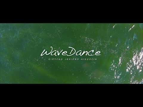 WaveDance - Crazy on Jet Ski - Mazury / Giżycko / Poland | DJI Phantom