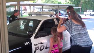 Chino Somerset Apartments National Night Out Event