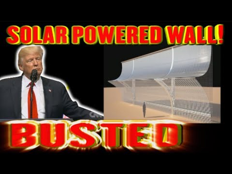 Solar WALL... BUSTED
