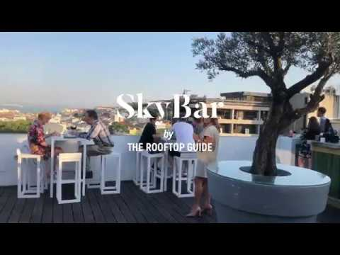 Sky Bar Lisbon - By THE ROOFTOP GUIDE
