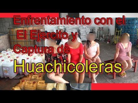 Detienen huachicoleros, Duro golpe al Huachicol en Puebla