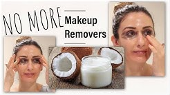 Why you SHOULD REMOVE your MAKEUP with COCONUT OIL!