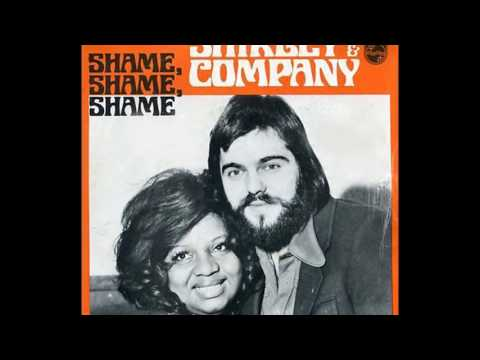 Shirley & Company   Shame Shame Shame 1975 Disco Purrfection Version