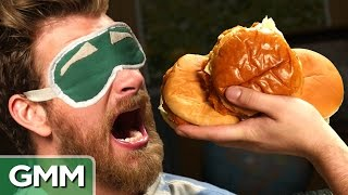 How well do we know fast food chicken sandwiches?GMM #1086! Do your lips smell like chicken? Try our lip balm: http://bit.ly/RL_Store SUBSCRIBE to GMM: ...