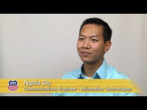 Union Pacific Railroad Jobs - IT Communications Engineer