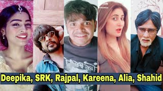 TikTok Duplicate Superstar | Bollywood Stars Duplicate Musically