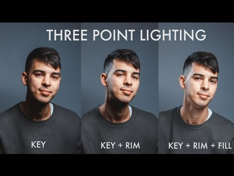 Photography Lighting like a PRO (Three Point Lighting Tutorial)  sc 1 st  YouTube & Photography Lighting like a PRO (Three Point Lighting Tutorial ... azcodes.com