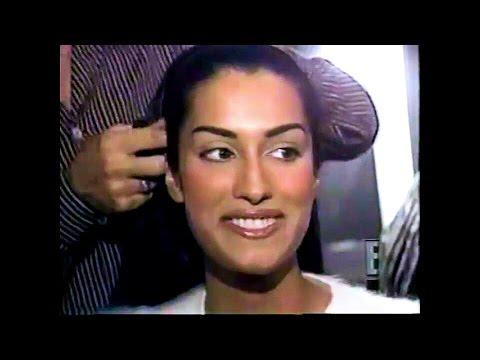 Yasmeen Ghauri - Model Interview (Model TV)