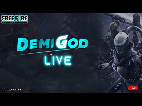 🔴Free fire live | ff tamil live | Team code ff | fun with subscribers | Road to 75 k | demigod