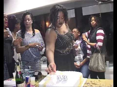 Lady Gangster Day Rave Part 1