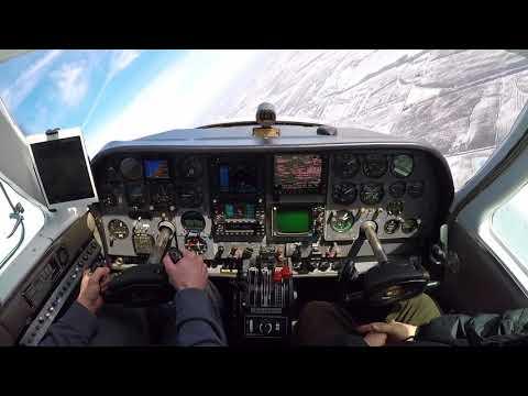 Cessna 310 Flight Review