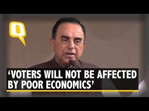 Unstructured Collection of Happy Sounding Policies: Subramanian Swamy on Budget | The Quint