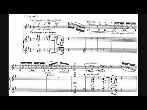 Claude Debussy - Violin Sonata