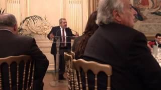 Հրանտ Մարգարյանի ելույթը ՀՅԴ Հայ Դատի դրամահավաքին