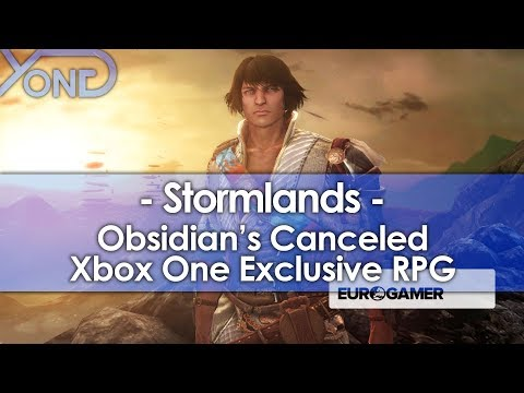 Microsoft Canceled Obsidian's Xbox One Exclusive RPG, Stormlands