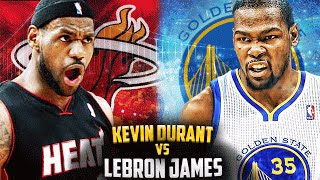 Why KEVIN DURANT'S Warriors Move Is Worse Than LEBRON JAMES 'Decision'. - Durant To Warriors!!