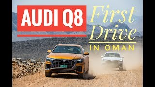2019 Audi Q8: Style And Substance