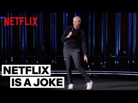 Ellen's New Shoes   Ellen DeGeneres: Relatable   Netflix