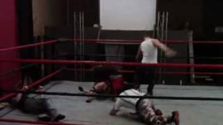 Fatel Four Way Match: Rev Vs Bone Vs Joey Terrifying Vs Mike Jones