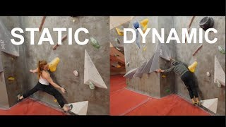 Static and Dynamic || Can you see a difference in their styles?