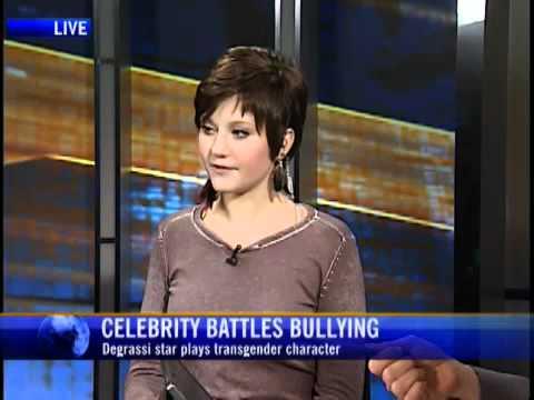CTV News Channel: Jordan Todosey, Actress