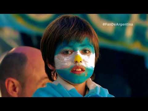 Viví Rusia 2018 en la Televisión Pública Argentina