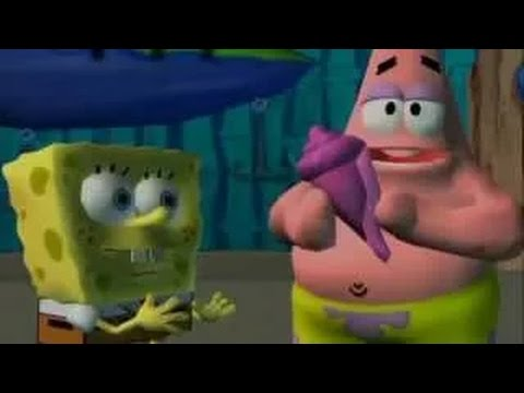 SpongeBob Kanciastoporty Gra Cartoon Full Episodes Nowy Najlepszy HD 2015