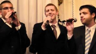 Maccabeats- Ari and Shira Lewis wedding