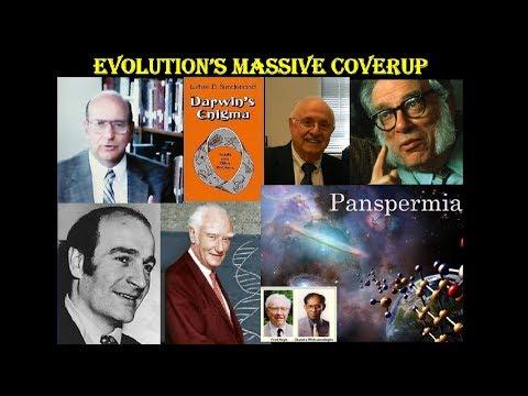 EVOLUTION'S MASSIVE COVERUP